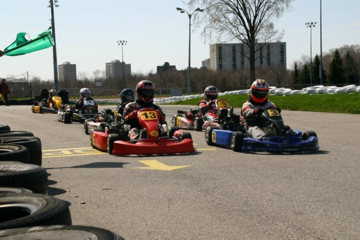 Toronto Kart Club The Original Fun Place To Race Karting Club